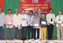 Soc Trang - Thuc hien tot cong tac cham lo cho cac gia dinh chinh sach vui xuan don tet (1)