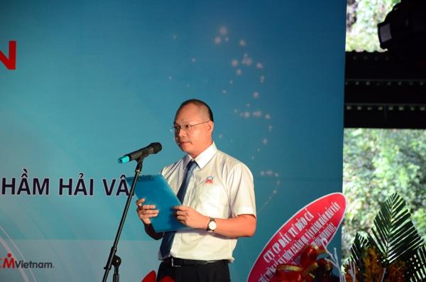 Ông Trần Đại Xuân, Tổng giám đốc Hamadeco